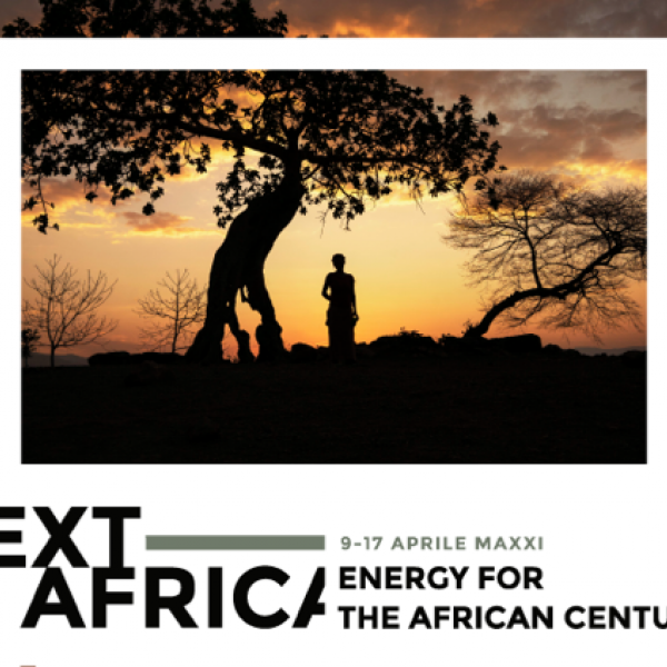 Next Africa. Energy for The African Century